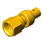 Розетка кабельная прямая серии SMC для полужесткого кабеля