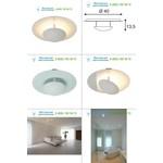 SLV LOUISSE 1 ceiling luminaire - 133901