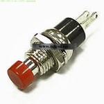 Кнопки PBS-10C-2 on-(off) красный  (от 500 шт.)