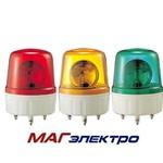 ASGB-220R (220VAC) Autonics Проблесковый маячок красный со звонком  лампа накаливания 220VAC