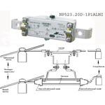 NP523.20D-1P1ALNI  5-50А; 220В; 1,0; PLC; оптопорт - цена от 5.500 руб. до 5.200 руб