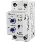 Устройство защиты многофункциональное УЗМ-51М, устройство защиты от скачков напряжения, нагрузка 63А