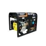 Генератор сварочный бензиновый Huter DY6500LXW, 200А, электростарт