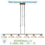 Подвесной светильник 12315/26/03 Lucide TORRIANO Hangel. 6xG9/40W L125 H125 Bronze