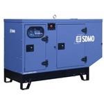 Дизельная трехфазная электростанция SDMO Montana J44K в кожухе