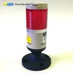 PLG-101-R Светодиодная колонна 12 VDC, красного цвета: диаметр 45 мм Menics