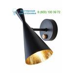 BLW01EU Tom Dixon black/brass, накладной светильник
