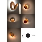 Lederam W 17 Wall sconce Catellani & Smith светильник, LED 17W
