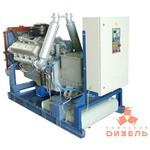 Дизельная электростанция АД100 (ЯМЗ)