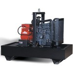 Дизельный генератор Gesan DPA 15 E