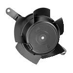AC осевой компактный вентилятор 8506 TA