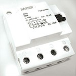 УЗО электромеханическое SASSIN 4 Р100 А 100 mA  F 364(F664)
