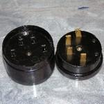Разъем штепсельный 3-фаз.. 4-конт. РШ/ВШ30 25А (латунь)