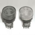 Лампа сигнальная XB2-EV161 белая     (<250V)