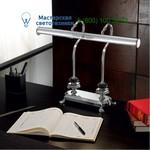 Possoni настольная лампа 3009BK/L -035