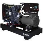 Дизель генератор GMI80