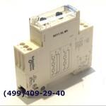 RE11RLMU Циклическое реле времени 0.1 сек-100 ч, 24VDC, 24-240VAC, таймер RE11RLMUBA Schneider Electric
