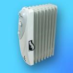 """Масляный радиатор электрический 8-секцион. """"Vitek"""" VT-1725 (1,8кВт), 3 режима, термостат."""