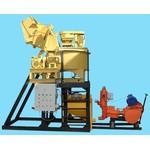 Установка приготовления и подачи раствора УППР-1 с растворонасосом СО-50AM