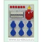 Электрощиток операционный ЭЩР-О-6Т-ВС