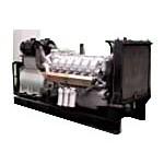 Дизельная (газовая) электростанция АД-16 кВт