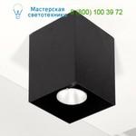 Flexa Lighting CUBE 30 BLACK 2700K CRI93 23DG CU3529S, потолочный светильник