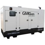 Дизель-генераторная установка GMJ110 в шумозащитном кожухе SILENT