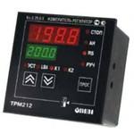 ПИД-регулятор для управления задвижками и трехходовыми клапанами с интерфейсом RS-485 ОВЕН ТРМ212