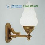 A84-170opB настенный светильник Berliner Messinglampen