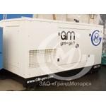 Дизельный генератор  GMJ110 номинальной мощности - 100 кВА