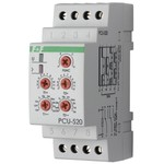 Реле времени PCU-520 0,1c - 24ч, 2 независимые выдержки времени, 2 х 5А, 220 В