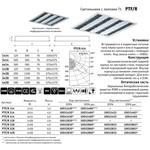 414 PTF/R HFR светильник