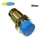 Датчик емкостной, M30, NPN NO, срабатывание 15мм - SC-30N15C