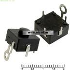 Кнопки PBS1204K 1A 30V (от 500 шт.)