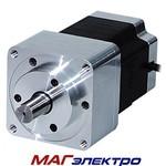 AH4K-M564 Autonics Шаговый двигатель 4 kgf.cm, 5 выводов, 1,4 А, 4VDC/1.4A