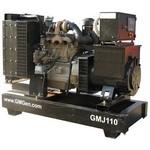 Дизельная электростанция GMJ110 открытого исполнения