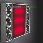 Ano-silver Trizo 21 DC.SH.3191, подвесной светильник