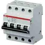 SH204L C10 - автоматический выключатель 4-пол. х-ка С