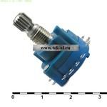 Галетные переключатели SR191-1-10 (15K) 10П1Н (от 20 шт.)