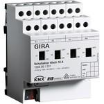 100400 KNX/EIB Системные устройства KNX/EIB Реле, 4-канальн., 16 A с ручным управлением