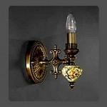 108 WB 108/1.40 Ceramica Green La Lampada, Бра