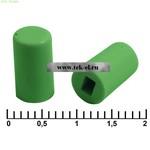 Колпачки для кнопок A04 Green (от 1000 шт.)