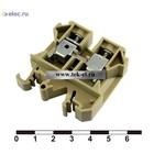 Клеммные колодки на динрейку MK 16 (от 200 шт.)