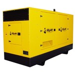 Дизель генератор Gesan DTAS 300 E