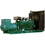 Дизельная электростанция Cummins C1400D5  мощностью 1000 кВт 50 Гц (основная мощность)