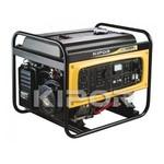 Бензогенератор KGE6500E 5,5 кВт электростартер