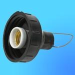 Светильник подвесной НСП без плафона керамический патрон (арматура)