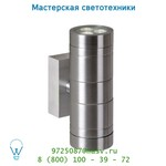 Уличный светильник 10873/22/12 Lucide DOCK Aussen Lampe IP54 15,,5/10,8/6cm 2x3W Alu