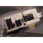 FX3U-48MR/ES Контроллер  AC 100-240 V: 24 входов DC 24 V;24 выходов реле