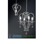 4100 S4 Swarovski ELEMENTS Masiero подвесной светильник